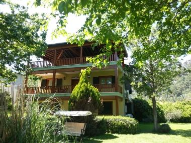Das schöne Haus des Doğa Hotel