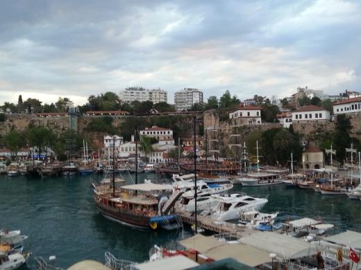 Yachthafen Antalya