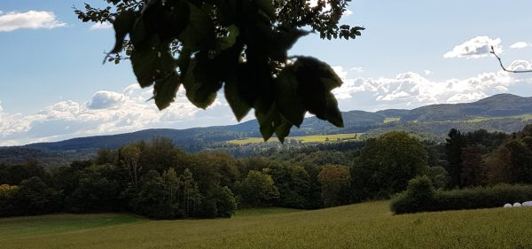 Blick in die Oberpfalz