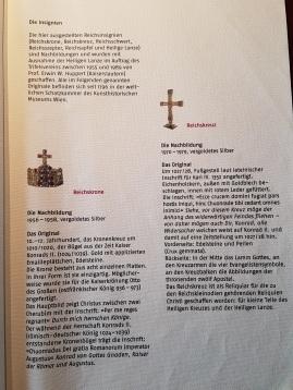 Text zu Kreuz und Krone