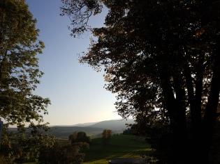 Ich liebe diese Hügel